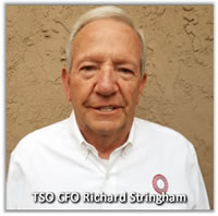 Richard Stringham TSO CFO