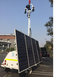 PLEAS™ Power Line Early Alert System - goes into action in California November 2018