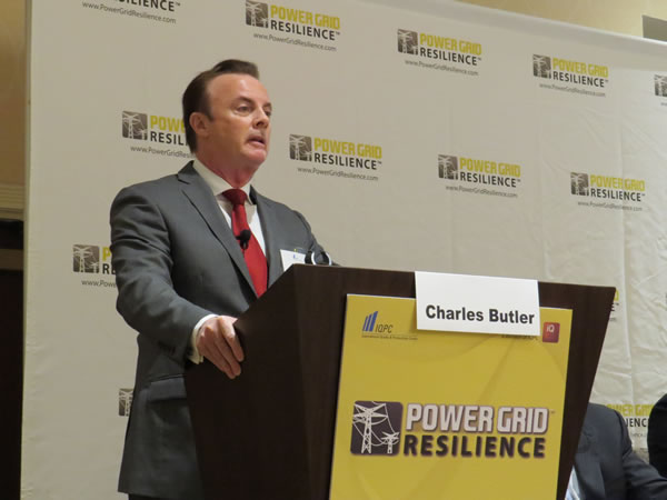 Charles L. Butler CEO as Distinguished Moderator